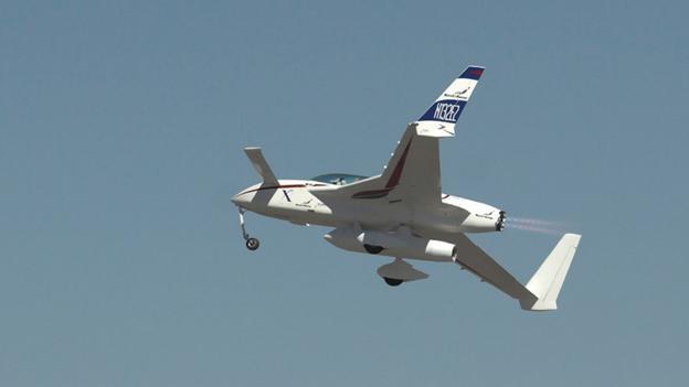 XCOR的太空飞机还需要经过许多年的测试,才能进行首次商业飞行