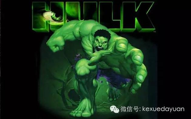 电影《Hulk》海报