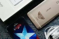 vivo Xplay5 美国队长版图赏