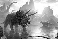 恐龙灭绝的N种可能:昔日地球霸主突然消失成难解之谜