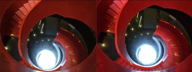 室内顺光拍照对比(左为小米Max右为小米5)