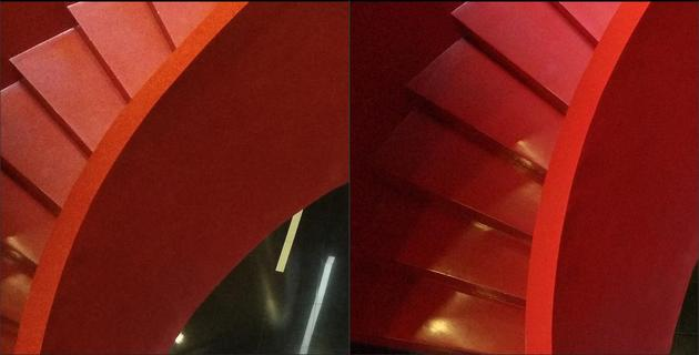 细节拍照对比(左为小米Max右为小米5)