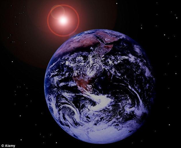 科学家论世界末日生存之道:发射小行星改变地球轨道
