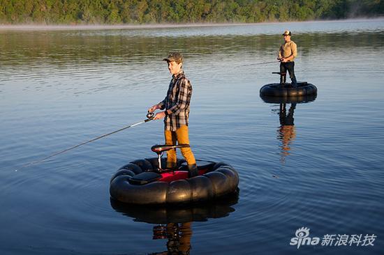 GoBoat个人休闲艇实拍
