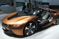 宝马BMW iVISION概念车图集