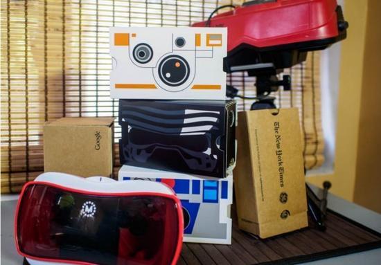 VR游戏团队:提供通用UI设计