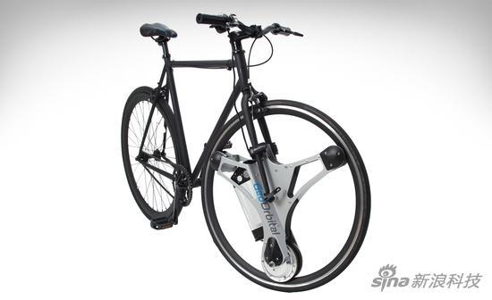 所有自行车都变电动车