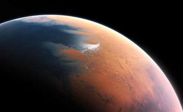 三十四亿年前火星曾产生海啸。(新浪科技配图)