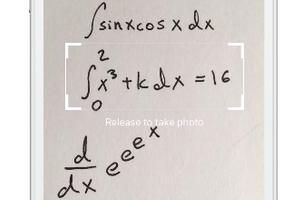 你曾经挂过高等数学吗?这款App能扫图计算微积分