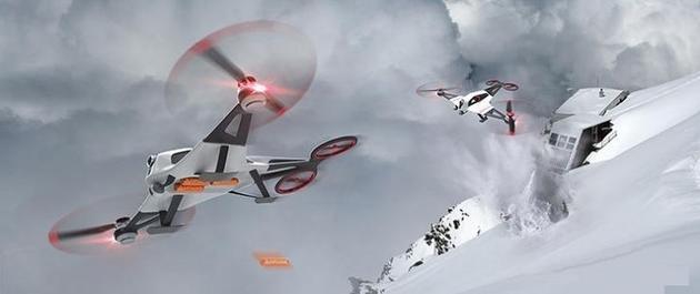 反无人机公司融资千万美圆,这个商场要雄起了?