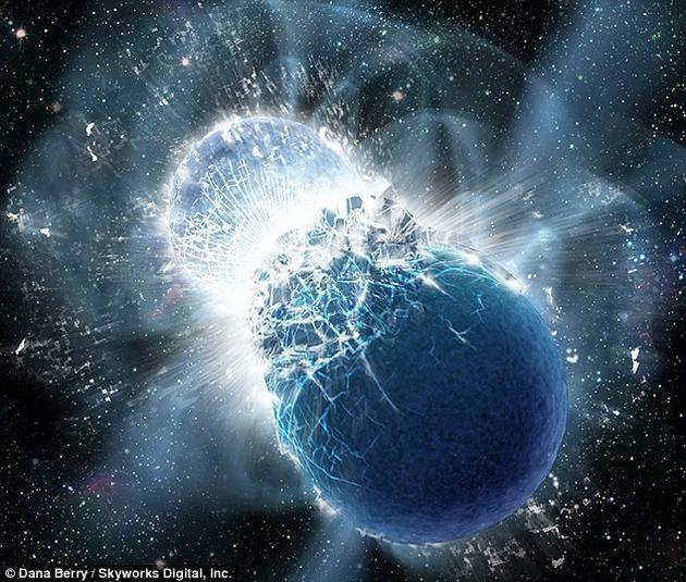 金、银、铂。这些珍贵的金属元素究竟是从哪里产生的?最近,一项研究在宇宙中一个遥远的矮星系中找到了答案