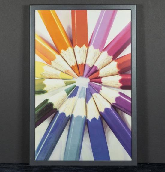 彩色电子墨水屏