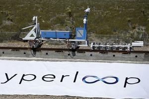 """超级高铁Hyperloop首次来华:这是本将实现的""""科幻小说"""""""