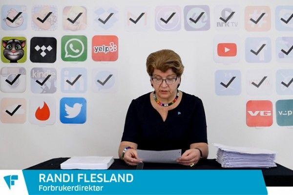 挪威消费者理事会直播阅读软件用户协议:时长30小时