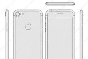 iPhone 7 Home键遭曝光 没键程按不下去了
