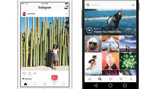 Instagram为广告主发布新工具:帮助厂商用App推送广告