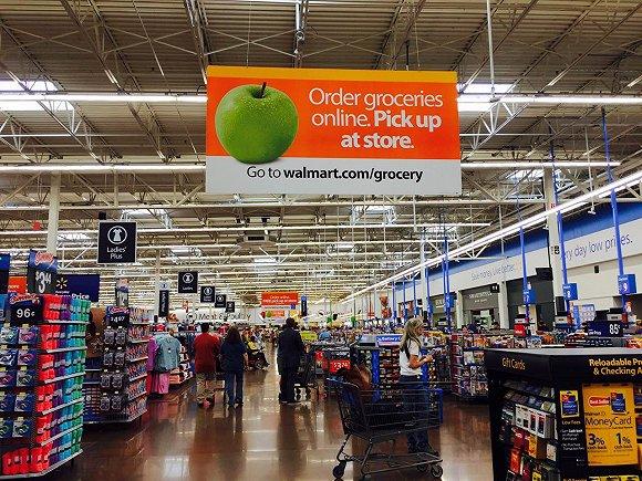 沃尔玛能凭借电商重塑零售吗?