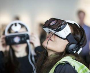 虚拟是为了美好的回味与现实