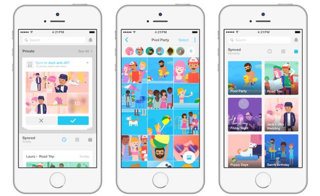 Facebook强制推广自家应用:不安装就删除用户照片