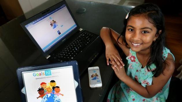 这个9岁小女孩成为WWDC最年轻的参会者 还了开发多款产品