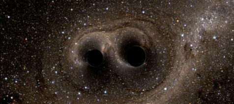 人类再次探测到引力波