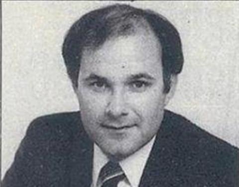 青年时期的鲍尔默