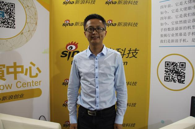 小鹏汽车CEO夏珩接受新浪科技独家专访