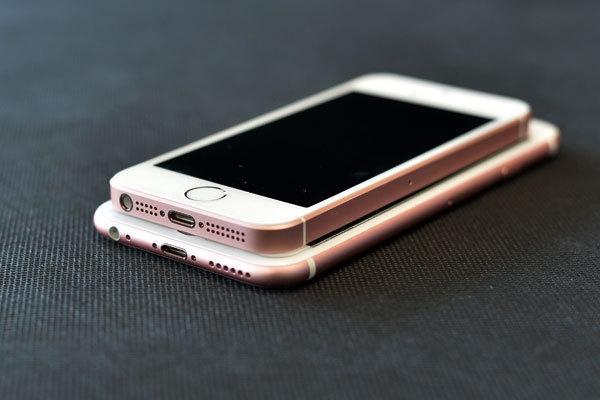 "iPhone SE销量火热 然而6s感觉自己被""上位""了"