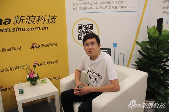 喜乐航CEO潘运滨