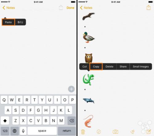 你的iPhone怎样才能提前用上这些最新emoji?