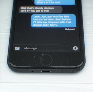 传说中的深空黑iPhone 7你觉得如何?