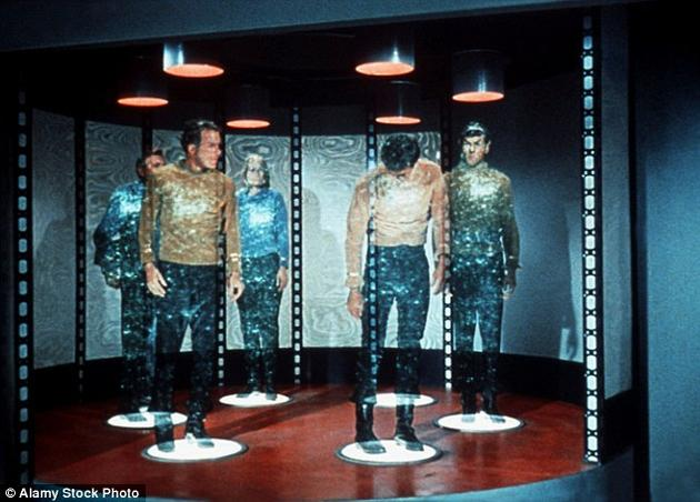 科幻将成现实!俄罗斯计划20年内实现瞬间转移技术