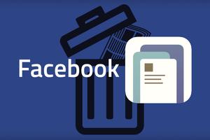 Facebook将于本月关闭新闻阅读应用Paper