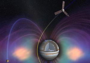 """""""朱诺""""探测器成功进入木星轨道"""