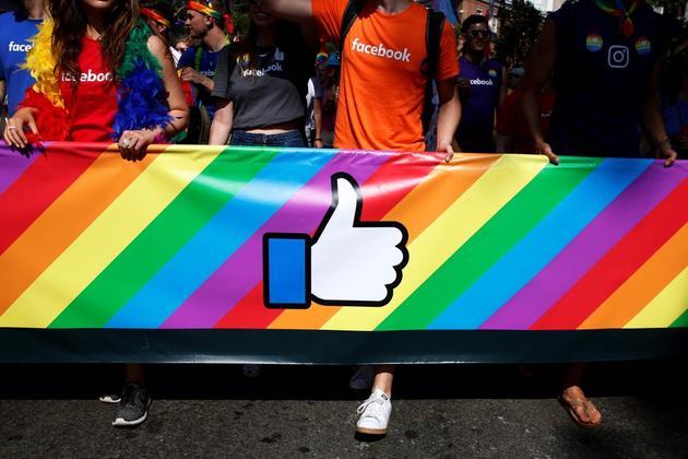 Facebook调整算法:或进一步打压传统新闻媒体图片