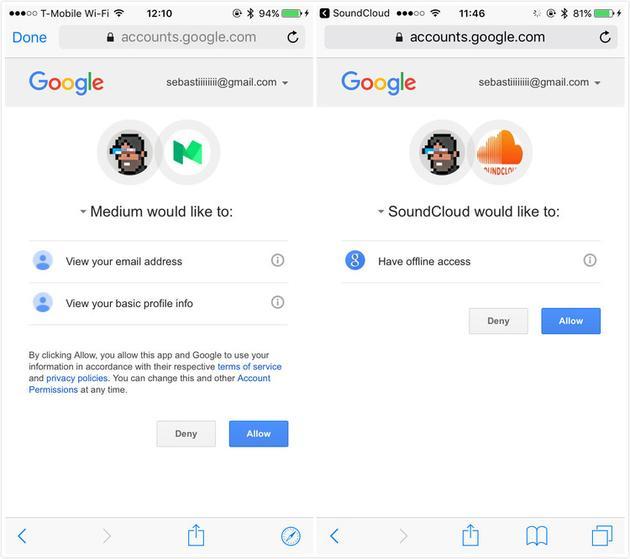 Pokémon Go技术问题尴尬不断 为何要强夺谷歌账号完整权限图片 第3张