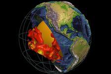 """地幔中发现大型熔岩""""液滴"""":比珠穆朗玛峰高100倍"""