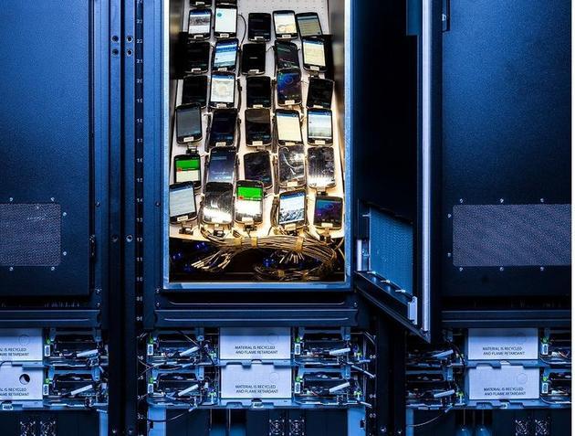 Facebook如何测试移动应用?同时测试数千部手机图片