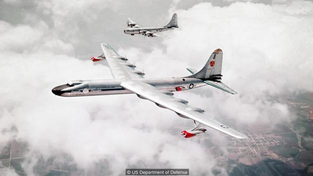 B-36轰炸机单独执行过几十次飞行任务,但核反应堆从未真正在飞行时为其提供动力。