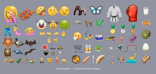 天天发着 Emoji,你知道它们是怎么来的么?图片 第1张
