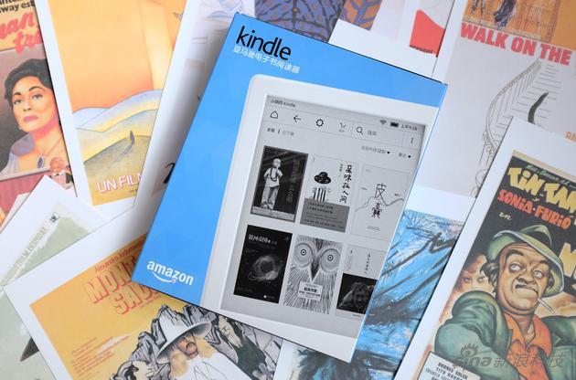 全新Kindle入门版