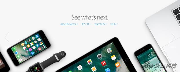 苹果公司目前的五类主要硬件和四大主要系统