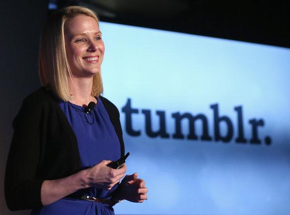 梅耶尔终于还是搞砸了:雅虎对Tumblr再减记4.82亿美元资产图片