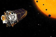 开普勒望远镜再发现超100颗系外行星 4颗与地球大小接近