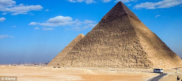 大金字塔也是迄今最大、最复杂的金字塔。