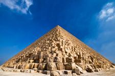 """胡夫金字塔发现""""原始机器""""证据:为防御盗墓者侵扰墓室"""