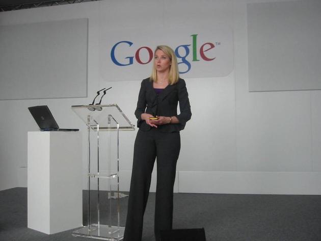 曾任职于谷歌的梅耶尔2012年接手雅虎