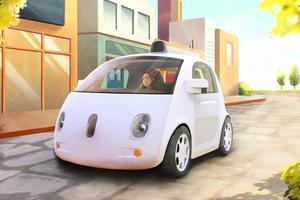什么时候能坐上无人车? 这要看5G网的普及速度了