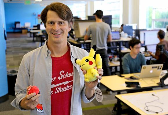 Pokemon GO开发者:不花钱不能赢,不是我们想要的