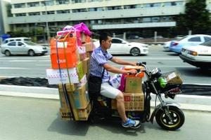 南京拟规定:快递员投递超2次允许额外收费